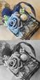 花のギフト セレクトフラワーショップコンセプト 出産祝いのお花